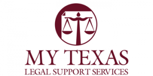 My Texas Legal Support Services Logo